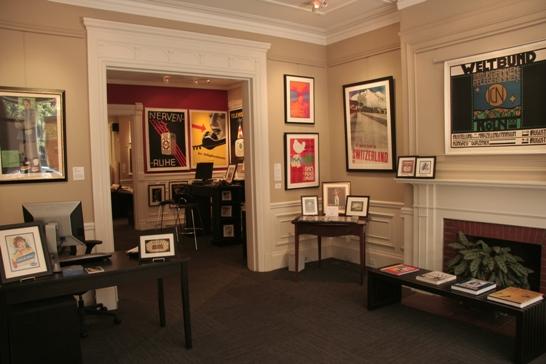 International Poster Gallery, Boston, MA