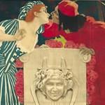 vintage poster, Scognamiglio Caramba