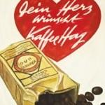 vinatge poster, Kaffee Hag by Diggelmann