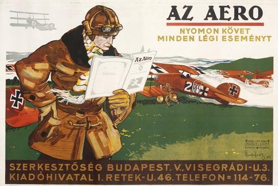 AZ Aero Poster
